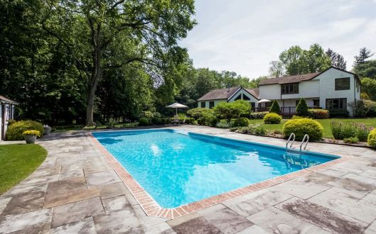 8 hadley pool